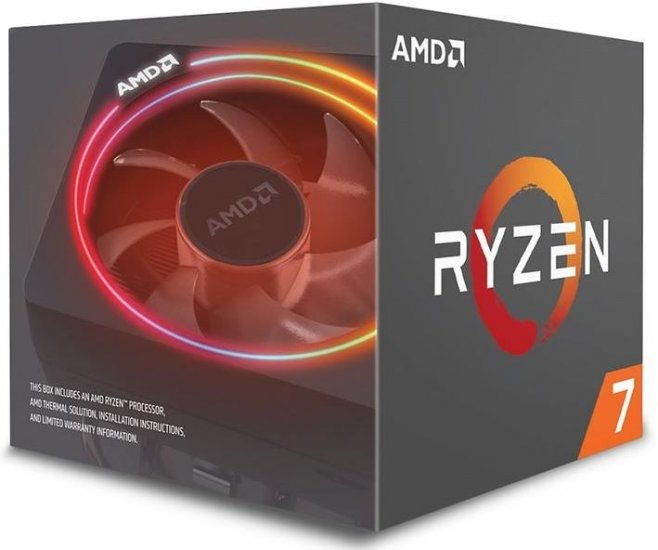 AMD RYZEN 7 2700X 3 7GHz (4 3 GHz Turbo) 8-Core 16 Threads 105W AM4