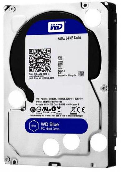 western digital caviar blue 2tb 64mb 5400rpm sata3 wd20ezrz