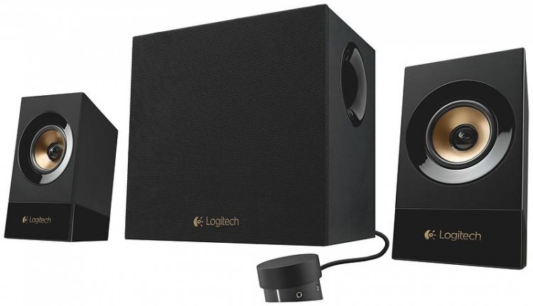 logitech z533 21 channel 60w speaker system