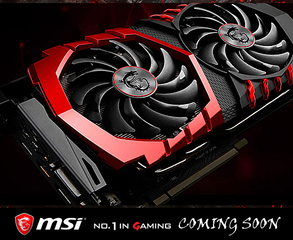 MSI COMING SOON