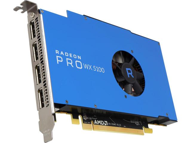 amd radeon pro wx 8gb gddr5 workstation graphics card